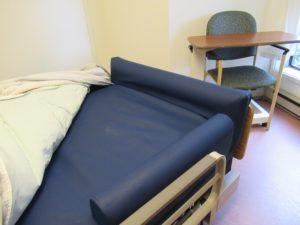 Floorline Bed